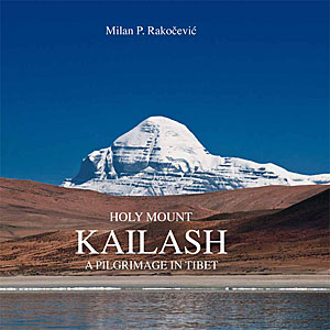 Holy mount Kailash, a pilgrimage in Tibet